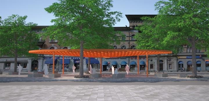 Blir det elipsformade taket Sundsvallsbornas nya mötesplats?