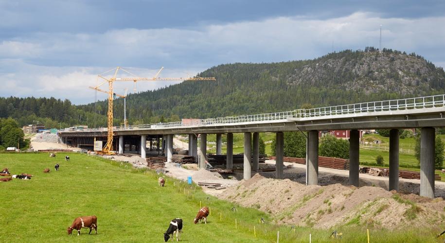 E4 Sundsvall i Nolby