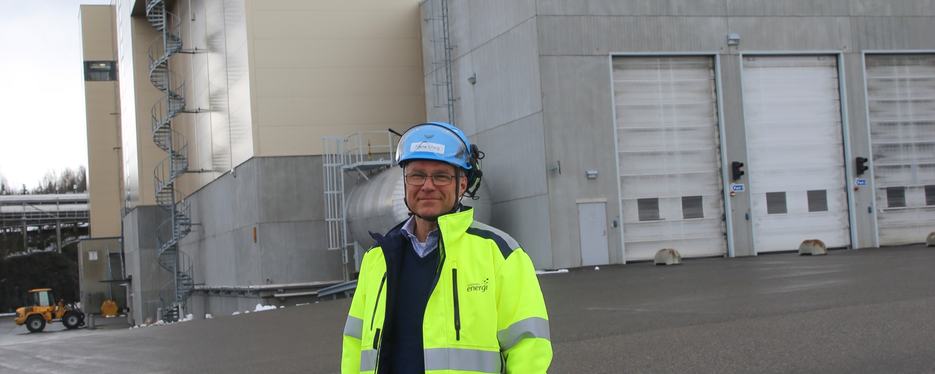 Bjarne Öberg, vid Konstverket